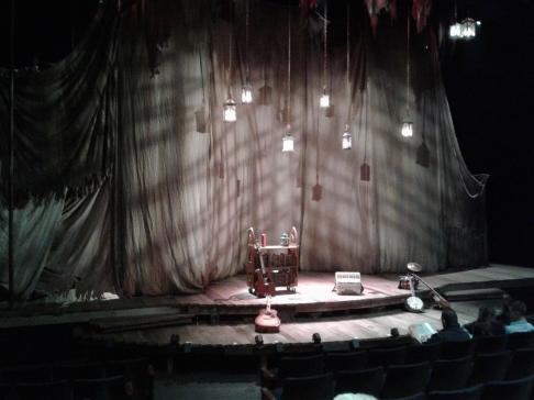 The Tale of Despereaux at Berkeley Rep (2019) - set